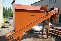 mulch bagging machine