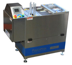 pouching machine