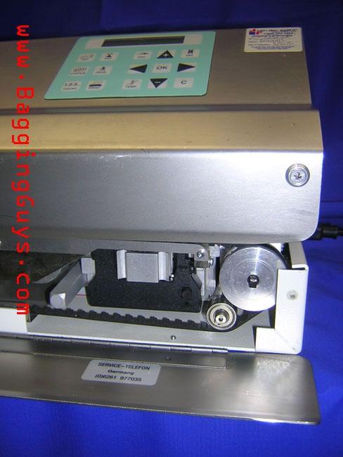 Used Hawo Hm850 Van Der Stahl Validatable Medical Pouch